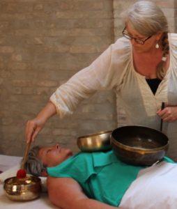 klangmassage Mette Andersen